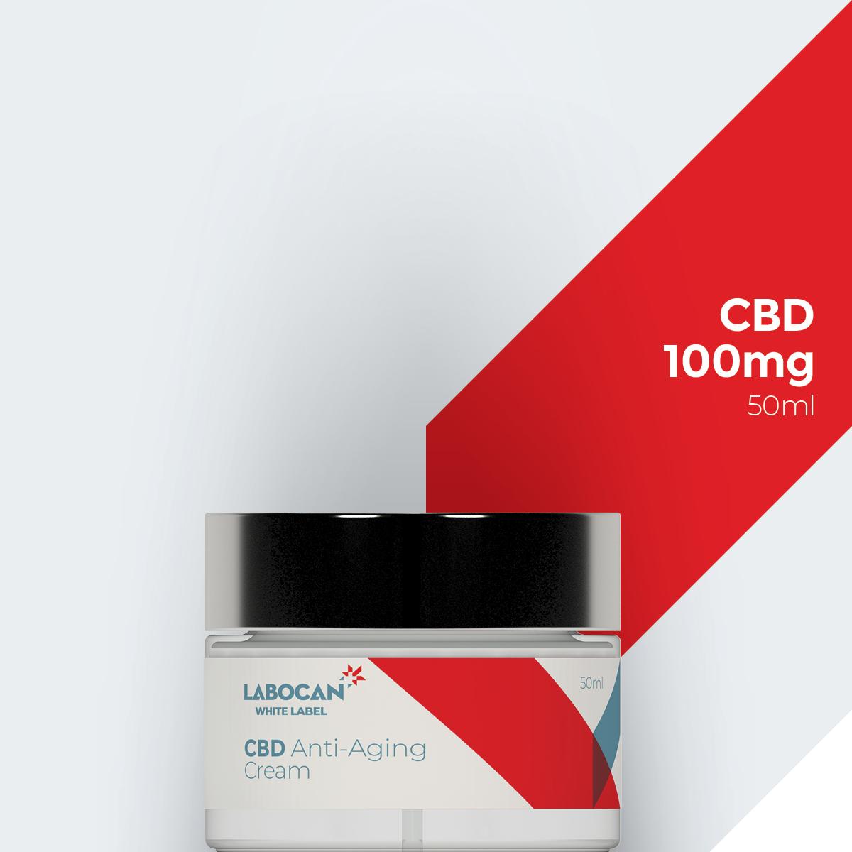 Cosmetici al CBD etichetta bianca