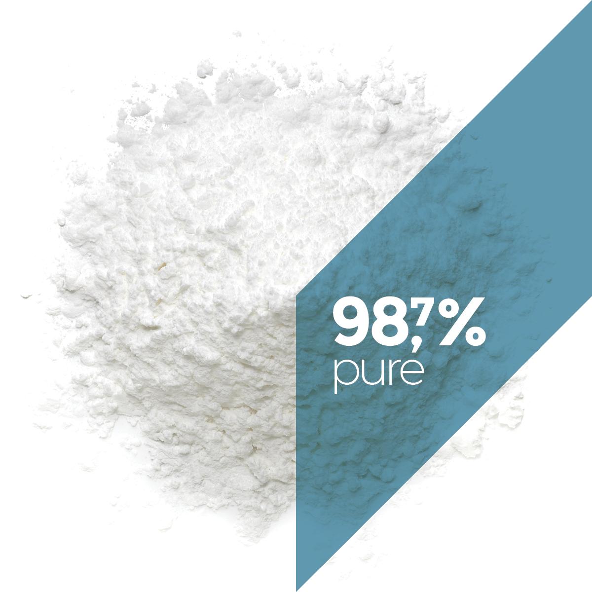 CBD puro al 98,7%